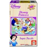 Jigsaw puzzle 100 pcs - Princess - Disney (by Educa)
