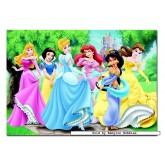 Jigsaw puzzle 200 pcs - Disney Princesses - Disney (by Educa)