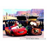 Jigsaw puzzle 80 pcs - Cars - Disney (by Educa)