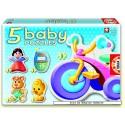 3 pcs - Toys - Baby (by Educa)