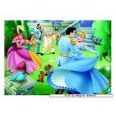 Jigsaw puzzle 80 pcs - Cinderella - Disney (by Educa)