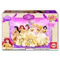 100 pcs - Princesses - Disney (by Educa)