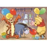 Jigsaw puzzle 35 pcs - Winnie the Pooh - Disney (by Jumbo)