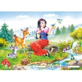 Jigsaw puzzle 60 pcs - Snow White (by Castorland)