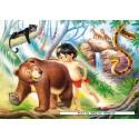 60 pcs - Jungle book (by Castorland)