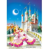 Jigsaw puzzle 120 pcs - Cinderella (by Castorland)