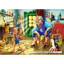 120 pcs - Pinocchio (by Castorland)