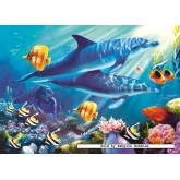 Jigsaw puzzle 1500 pcs - Underwater World (by Castorland)