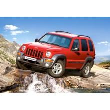 Jigsaw puzzle 500 pcs - Jeep Cherokee (by Castorland)