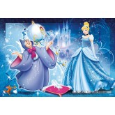 20 pcs - Enchanting Cinderella (2x) - Disney (by Ravensburger)