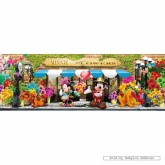 Jigsaw puzzle 1000 pcs - The Flower Shop - Disney (by Clementoni)