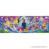 Jigsaw puzzle 1000 pcs - The Disney Family Panorama - Disney (by Clementoni)