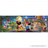 Jigsaw puzzle 1000 pcs - Mickey Mouse Panorama - Disney (by Clementoni)