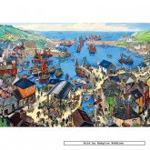 2000 pcs - Cornish Haven - Grace Golden (by Gibsons)