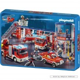 Jigsaw puzzle 100 pcs - Fire Department - Playmobil (by Schmidt)