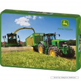 Jigsaw puzzle 200 pcs - 7530 Premium Tractor  - John Deere (by Schmidt)