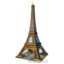 Jigsaw puzzle 216 pcs - Eiffel Tower Paris - Puzzle 3D (by Ravensburger)