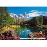 Jigsaw puzzle 1500 pcs - Matterhorn Splendor - Original (by Ravensburger)