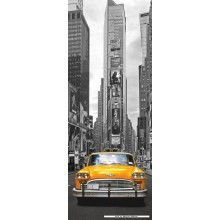 Jigsaw puzzle 1000 pcs - New York Taxi - Vertical (by Ravensburger)