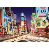 Jigsaw puzzle 1000 pcs - Times Square New York - Starline (by Ravensburger)