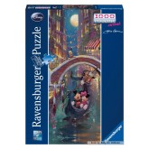 1000 pcs - Mickey in Venice - James Coleman (by Ravensburger)