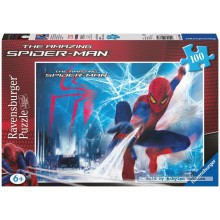 Jigsaw puzzle 100 pcs - Spider-Man fits - Marvel (by Ravensburger)