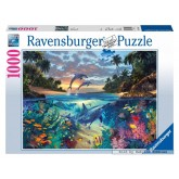 Jigsaw puzzle 1000 pcs - Coral Bay (by Ravensburger)