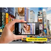 1000 pcs - Times Square - Augmented Reality (by Ravensburger)