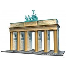 Jigsaw puzzle 324 pcs - Brandenburg Gate - Puzzle 3D (by Ravensburger)