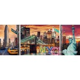 1000 pcs - Superb New York - Panorama (by Ravensburger)