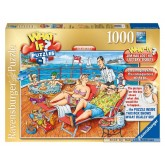 Jigsaw puzzle 1000 pcs - The Lottery - 1 - What If (by Ravensburger)