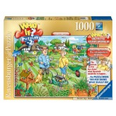 Jigsaw puzzle 1000 pcs - Garden Open Day - 2 - What If (by Ravensburger)