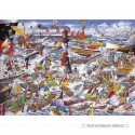 1000 pcs - I Love Boats - Mike Jupp (by Gibsons)