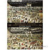 Jigsaw puzzle 1000 pcs - Waterloo Station - Helen McKie (by Gibsons)