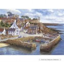 1000 pcs - Crail Harbour - Terry Harrison (by Gibsons)
