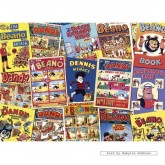1000 pcs - Beano & Dandy - The Golden Years - D C Thomson (by Gibsons)