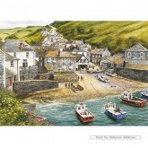 Jigsaw puzzle 500 pcs - Port Isaac - Terry Harrison (by Gibsons)
