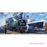 636 pcs - The Cunarder - Malcolm Root (by Gibsons)