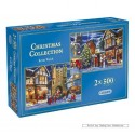500 pcs - Christmas Collection (2x) (by Gibsons)
