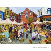 1000 pcs - The Farmers' Market - Susan Brabeau (by Gibsons)