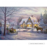 Jigsaw puzzle 500 pcs - Memories of Christmas (by Gibsons)