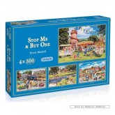 500 pcs - Stop Me and Buy One (4x) - Trevor Mitchell (by Gibsons)