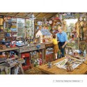 1000 pcs - Grandad's Workshop - Michael Herring (by Gibsons)