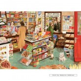 Jigsaw puzzle 1000 pcs - The Village Shop (by Gibsons)
