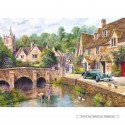 1000 pcs - Castle Combe - Terry Harrison (by Gibsons)