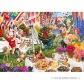 Jigsaw puzzle 1000 pcs - THE SUMMER SHOW - John Francis (by Gibsons)