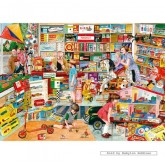 Jigsaw puzzle 1000 pcs - Best Shop in Town - Tracy Hall (by Gibsons)