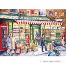 Jigsaw puzzle 500 pcs - Baxters General Store (by Gibsons)