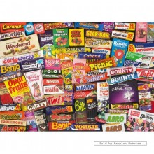 Jigsaw puzzle 1000 pcs - 1980s Sweet Memories  (by Gibsons)