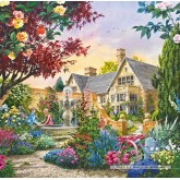 Jigsaw puzzle 1000 pcs - Summer Romance  - John Francis (by Gibsons)